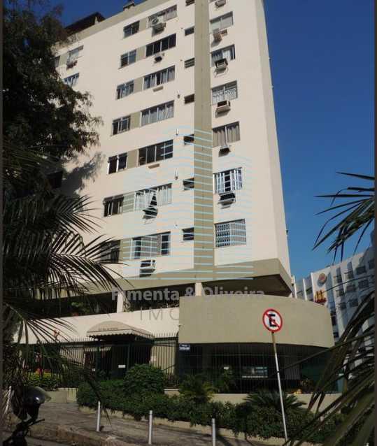 18 - Apartamento. Pechincha Jacarepaguá. - POAP10056 - 1