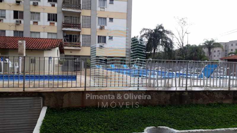 20 - Apartamento à venda Avenida São Josemaria Escrivá,Itanhangá, Rio de Janeiro - R$ 180.000 - POAP20804 - 21