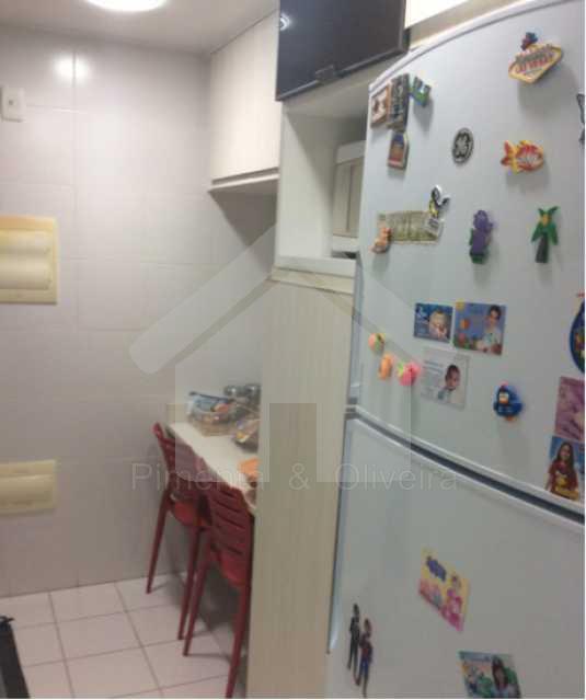 Cozinha 2 - Cobertura Freguesia Jacarepaguá. - POCO30008 - 18