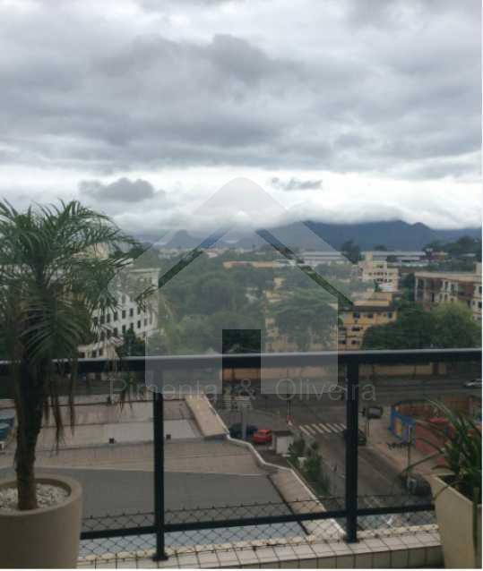 Vista Cobertura 2 - Excelente cobertura Freguesia - Jacarepaguá. - POCO30008 - 12