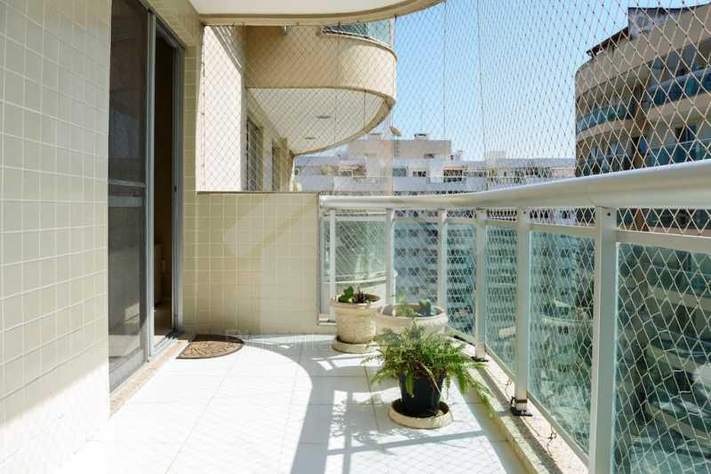 5 - Apartamento Barra da Tijuca - POAP30046 - 4
