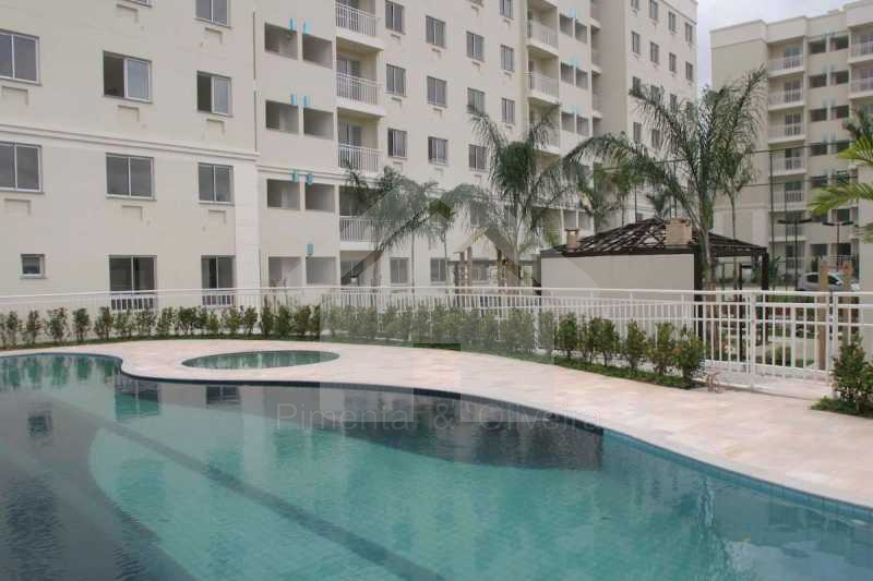 12 - Apartamento Pechincha Jacarepaguá. - POAP20201 - 13