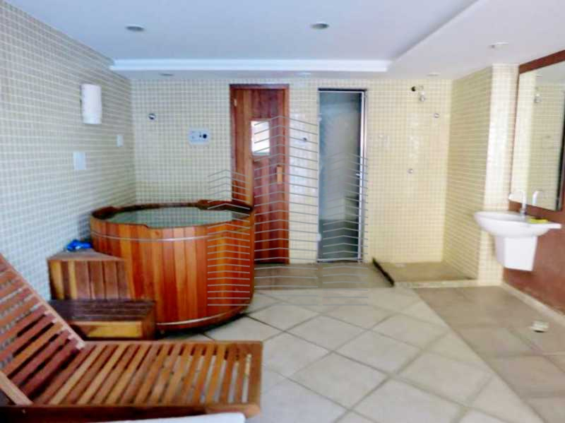 Sala da sauna - Cobertura À VENDA, Freguesia (Jacarepaguá), Rio de Janeiro, RJ - POCO40009 - 22