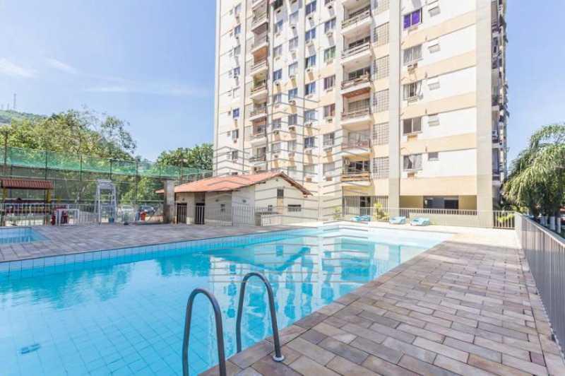 fotos-1 - Apartamento Itanhangá - POAP20269 - 14