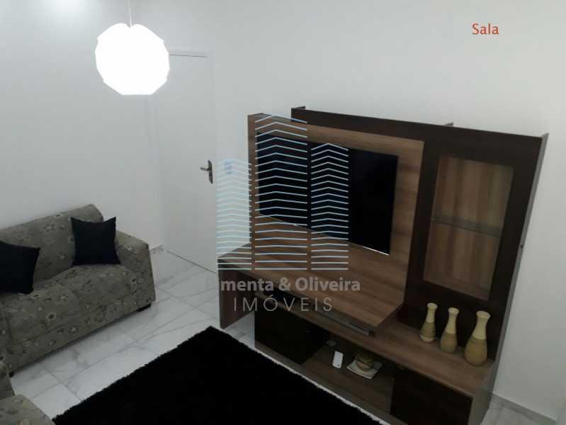 02 - Apartamento À VENDA, Pechincha, Rio de Janeiro, RJ - POAP20281 - 3