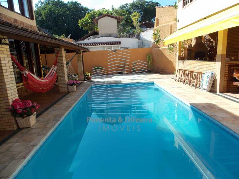 14 - Casa Anil Jacarepaguá. - POCN40041 - 15