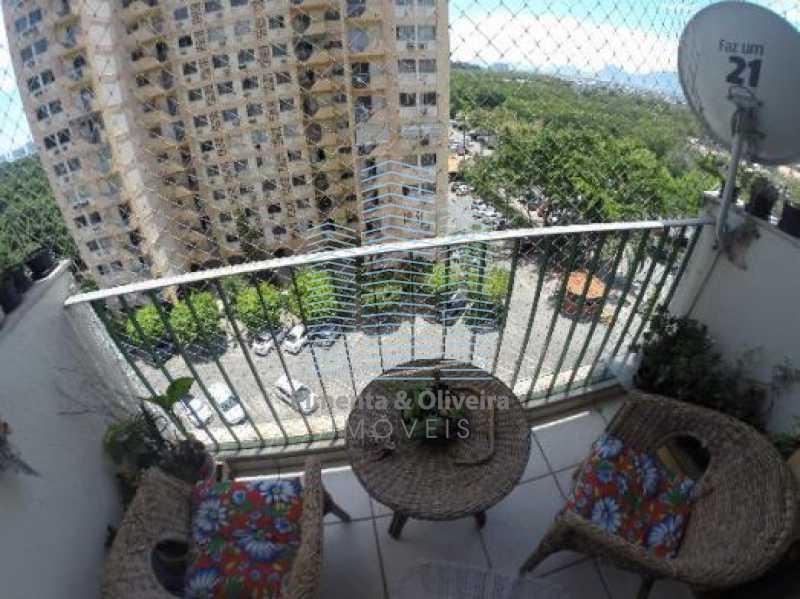1 - Apartamento Itanhangá - POAP20333 - 1