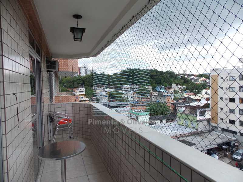 4 - Apartamento Pechincha Jacarepaguá - POAP20349 - 5