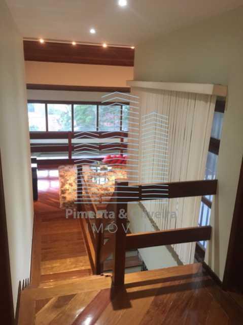 ESCADA INTERNA. - Casa em Condominio À VENDA, Freguesia (Jacarepaguá), Rio de Janeiro, RJ - POCN40049 - 6