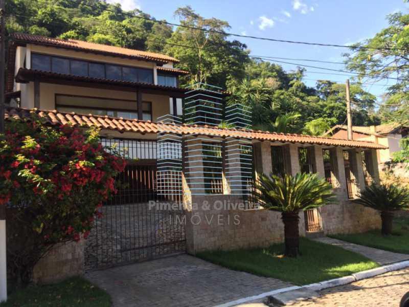 FRENTE. - Casa em Condominio À VENDA, Freguesia (Jacarepaguá), Rio de Janeiro, RJ - POCN40049 - 24