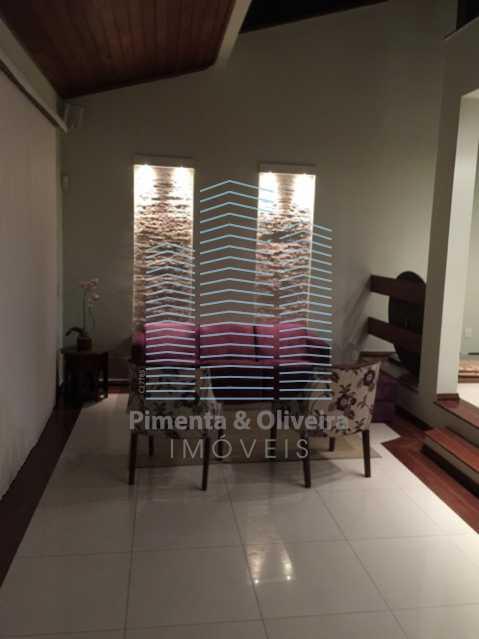 HALL DE ENTRADA. - Casa em Condominio À VENDA, Freguesia (Jacarepaguá), Rio de Janeiro, RJ - POCN40049 - 11