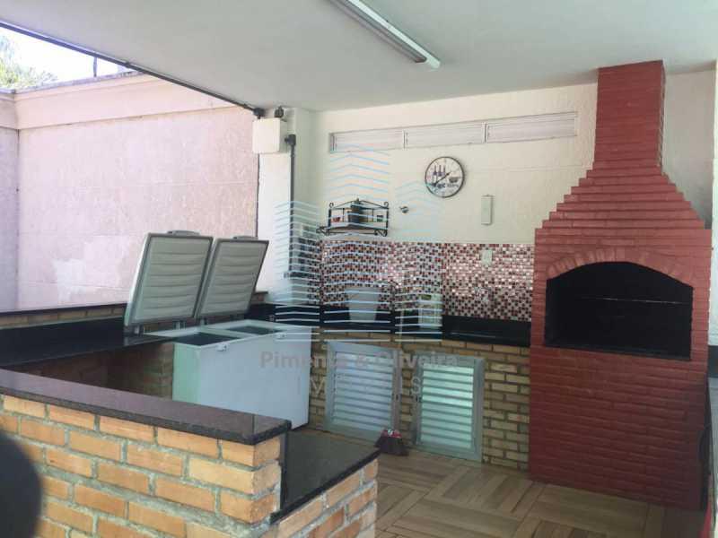 11 - Apartamento Curicica Jacarepaguá. - POAP20378 - 12