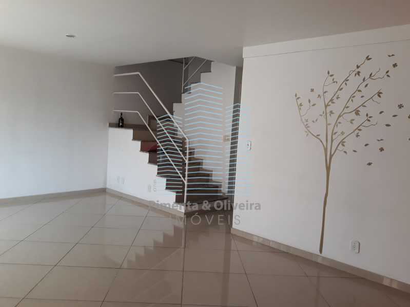 01 - Casa em Condomínio 3 quartos à venda Pechincha, Rio de Janeiro - R$ 600.000 - POCN30077 - 1