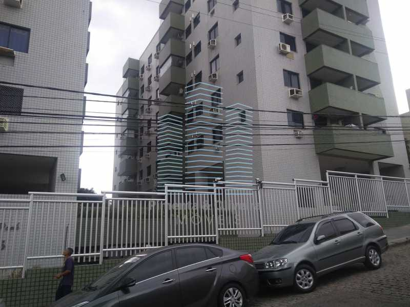 21 - Apartamento Pechincha Jacarepaguá - POAP20397 - 22