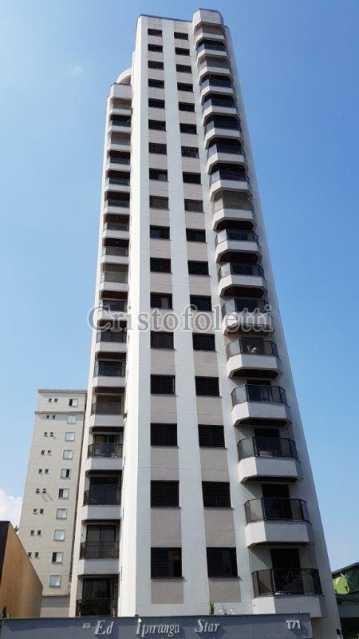 Fachada do Predio 1 - Fachada - Condomínio Edifício Ipiranga Star - 10 - 1