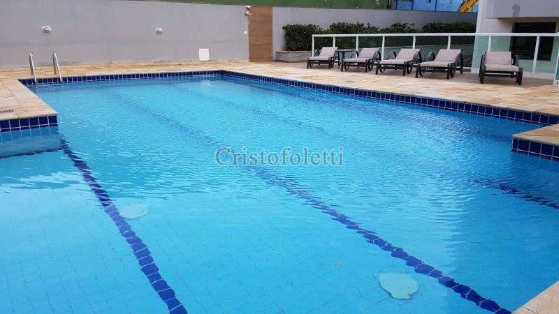piscina adultos - Fachada - Condomínio Edifício Ipiranga Star - 10 - 4
