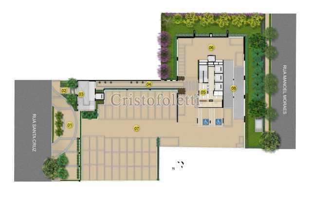 4 - Fachada - Condomínio Edifício Gallery Offices - 13 - 3
