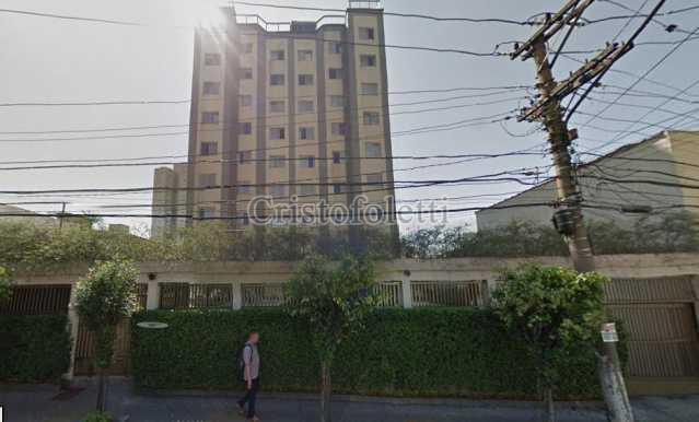 fachada, calçada e muro - Fachada - Condomínio Edifício Carballeda - 19 - 1