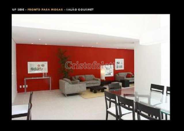 salão gourmet - Fachada - East Side Condominium Club - 20 - 16