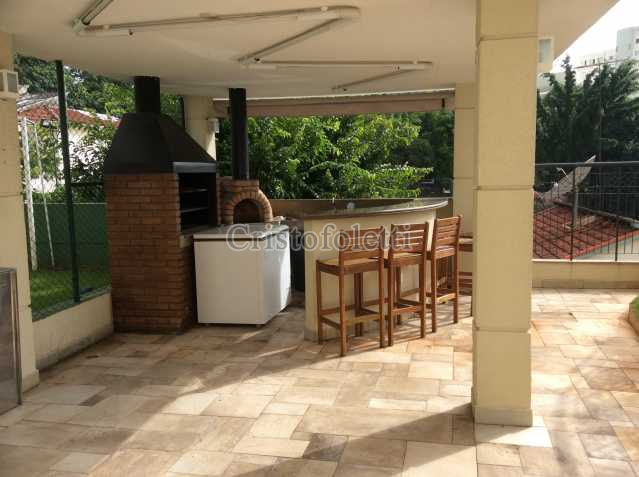 Churrasqueira / gourmet - Fachada - Condomínio Edifício Dionísio - 25 - 15