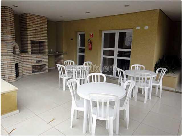área gourmet - Fachada - Condomínio Edifício Danúbio - 3 - 5