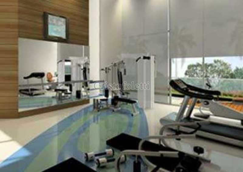 Fitness - Fachada - Condomínio Edifício The Symbol Perdizes - 44 - 4