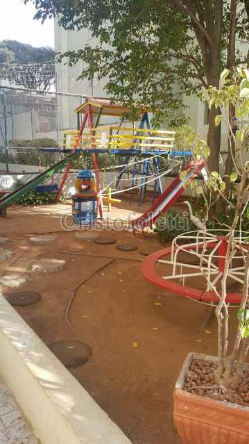 Play ground - Fachada - Condomínio Edifício Alessandra - 66 - 3