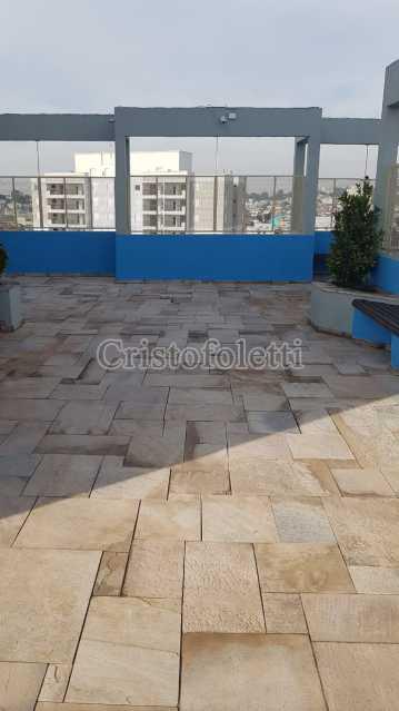 Terraço superior - Fachada - Condomínio Edifício Alessandra - 66 - 6