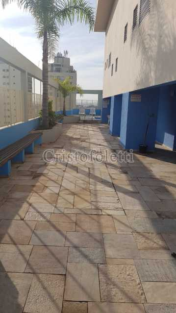 Terraço superior - Fachada - Condomínio Edifício Alessandra - 66 - 7