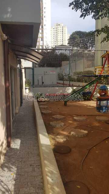 Salão festas, playgroun e quad - Fachada - Condomínio Edifício Alessandra - 66 - 2