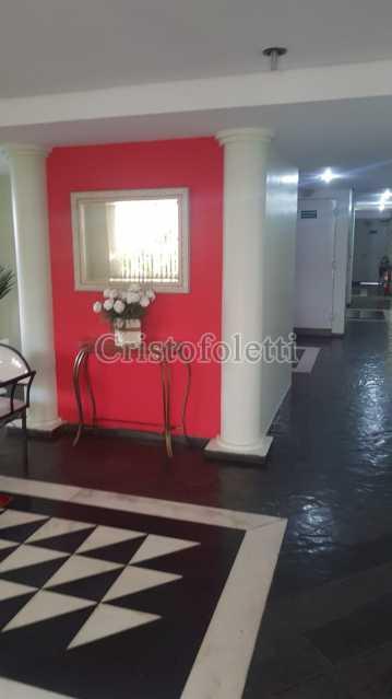 Hall social - Fachada - Condomínio Edifício Alessandra - 66 - 1
