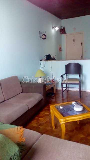 3 - Apartamento À Venda no Condomínio Edifício Leonor Murcia - São Paulo - SP - Sacomã - ISVE0060 - 3