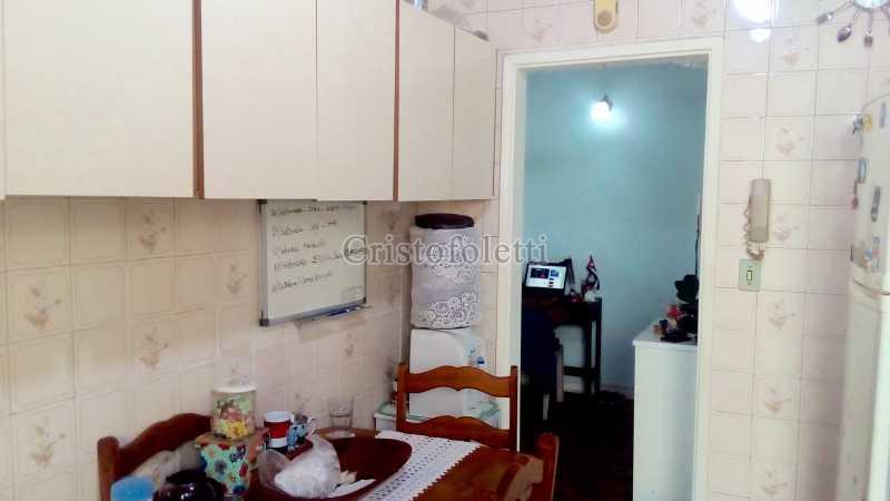 8 - Apartamento À Venda no Condomínio Edifício Leonor Murcia - São Paulo - SP - Sacomã - ISVE0060 - 7