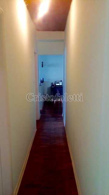 18 - Apartamento À Venda no Condomínio Edifício Leonor Murcia - São Paulo - SP - Sacomã - ISVE0060 - 14