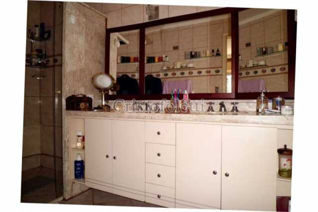 7 - Apartamento Para Venda ou Aluguel no Condomínio Edifício Milan - São Paulo - SP - Cerqueira César - ISVE0001 - 8