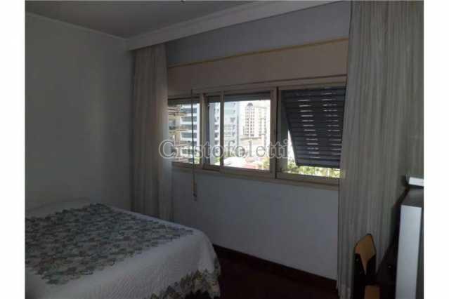 10 - Apartamento Para Venda ou Aluguel no Condomínio Edifício Milan - São Paulo - SP - Cerqueira César - ISVE0001 - 11