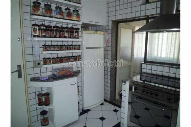 15 - Apartamento Para Venda ou Aluguel no Condomínio Edifício Milan - São Paulo - SP - Cerqueira César - ISVE0001 - 16