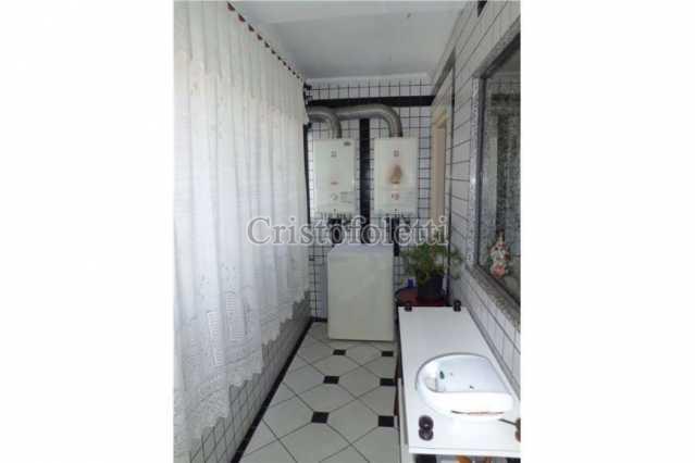16 - Apartamento Para Venda ou Aluguel no Condomínio Edifício Milan - São Paulo - SP - Cerqueira César - ISVE0001 - 17