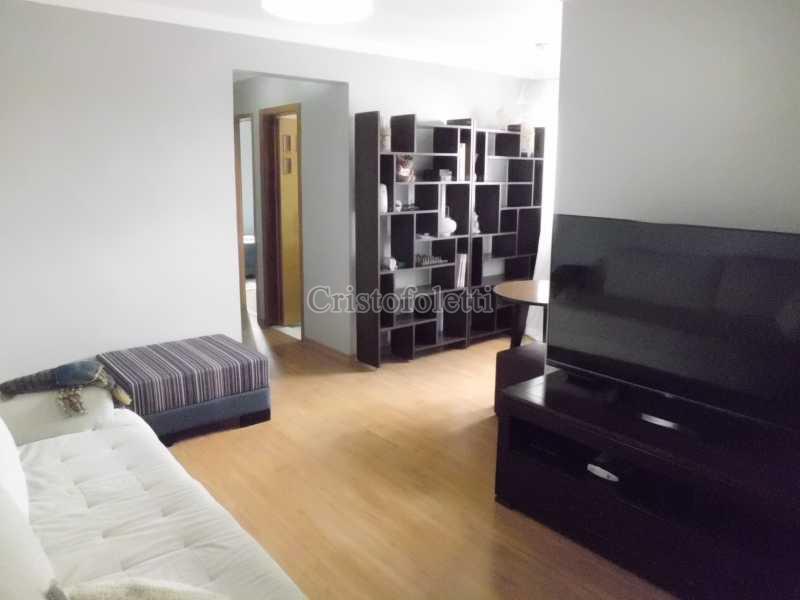 Sala em L - Apartamento À Venda no Condomínio Residencial Tuim - São Paulo - SP - Jardim da Saúde - ISVE0066 - 1