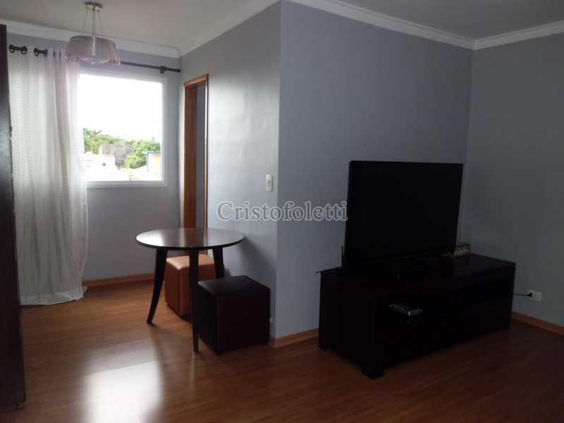 Estar - jantar - Apartamento À Venda no Condomínio Residencial Tuim - São Paulo - SP - Jardim da Saúde - ISVE0066 - 3