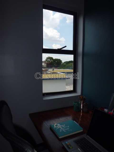 Vista escritório - Apartamento À Venda no Condomínio Residencial Tuim - São Paulo - SP - Jardim da Saúde - ISVE0066 - 12