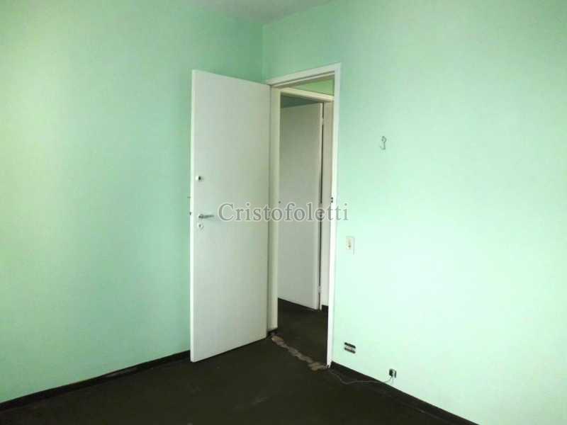 CIMG8608 - Vendo apartamento no metrô Santa Cruz - ISVE0070 - 5