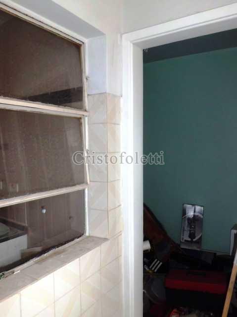 CIMG8614 - Vendo apartamento no metrô Santa Cruz - ISVE0070 - 10
