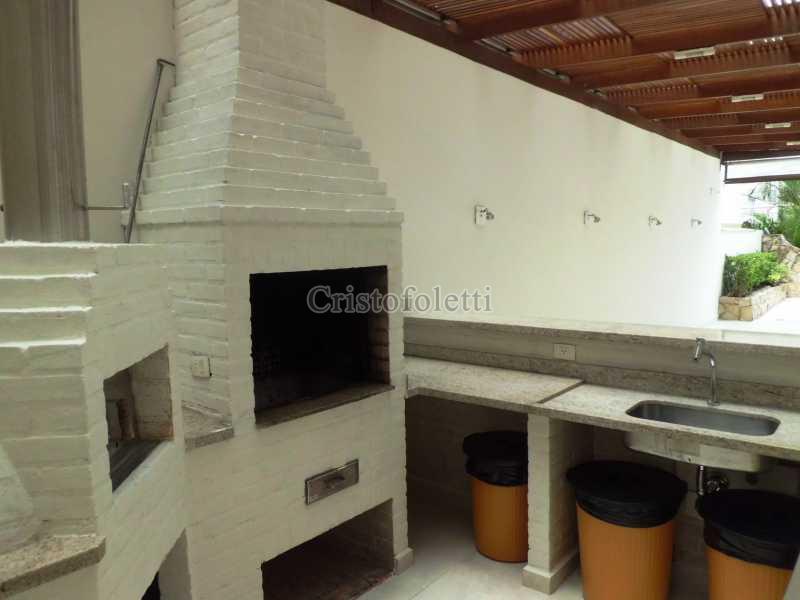 CIMG8640 - Vendo apartamento no metrô Santa Cruz - ISVE0070 - 18