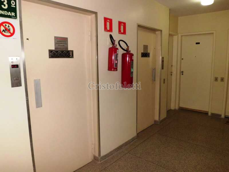 CIMG8617 - Vendo apartamento no metrô Santa Cruz - ISVE0070 - 20