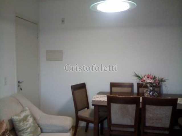 Sala para dois ambientes. - Apartamento À VENDA, Sacomã, São Paulo, SP - CAVE0011 - 1