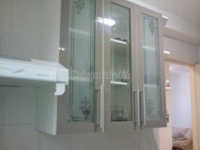 Detalhe: armários da cozinha. - Apartamento À VENDA, Sacomã, São Paulo, SP - CAVE0011 - 10
