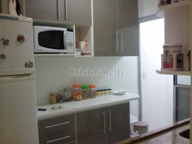 Cozinha planejada. - Apartamento À VENDA, Sacomã, São Paulo, SP - CAVE0011 - 11