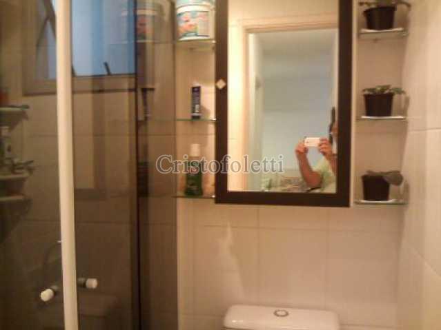 Box do banho social. - Apartamento À VENDA, Sacomã, São Paulo, SP - CAVE0011 - 12