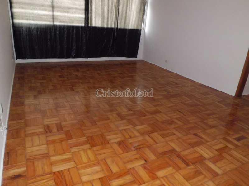 CIMG9020 - apartamento na Vila Clementino próximo ao Hospital São Paulo - ISLO0074 - 1